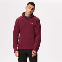 Regatta Thompson Half Zip Fleece Top