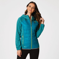 Regatta Andreson III Hybrid Stretch Insulated para mujer chaqueta