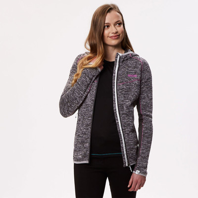 Regatta Willowbrook V Knit Effect Women's Hooded Top