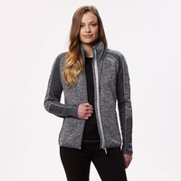 Regatta Laney V Knit Effect para mujer forra polar chaqueta