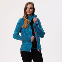 Regatta Laney V Knit Effect Women's Fleece Jacket