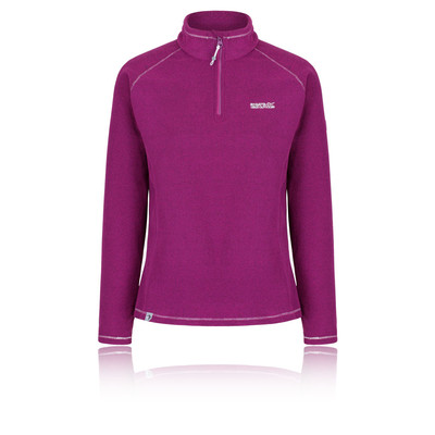Regatta Kenger Women's Half Zip Fleece Top