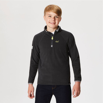 Regatta Loco Junior Half Zip Fleece Top