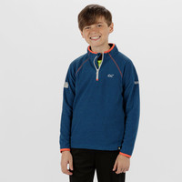 Regatta Loco Junior media cremallera forra polar Top - AW18