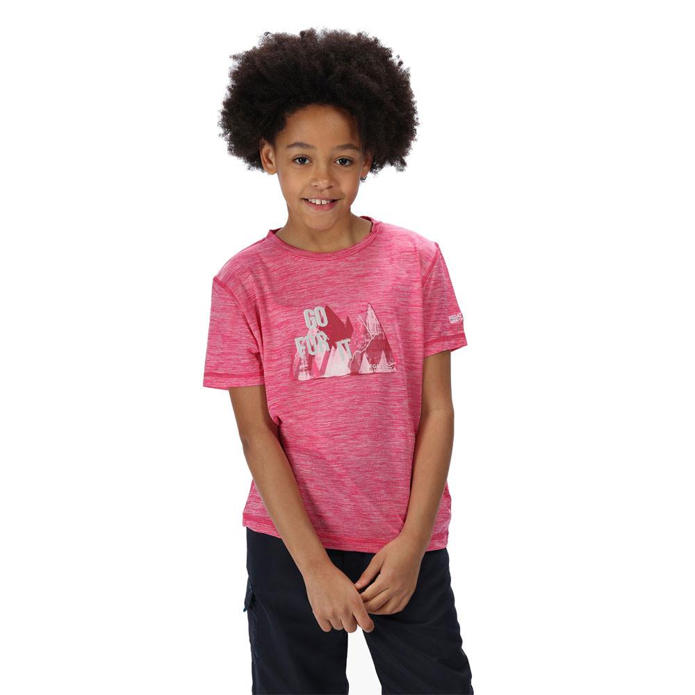 Regatta Alvarado IV Junior T-Shirt - SS19