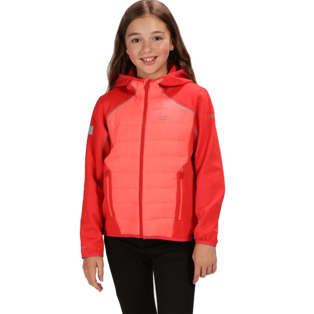 Regatta Kielder IV Hybrid Kids chaqueta