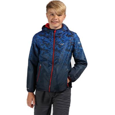 Regatta Printed Lever impermeable Kids chaqueta - SS19