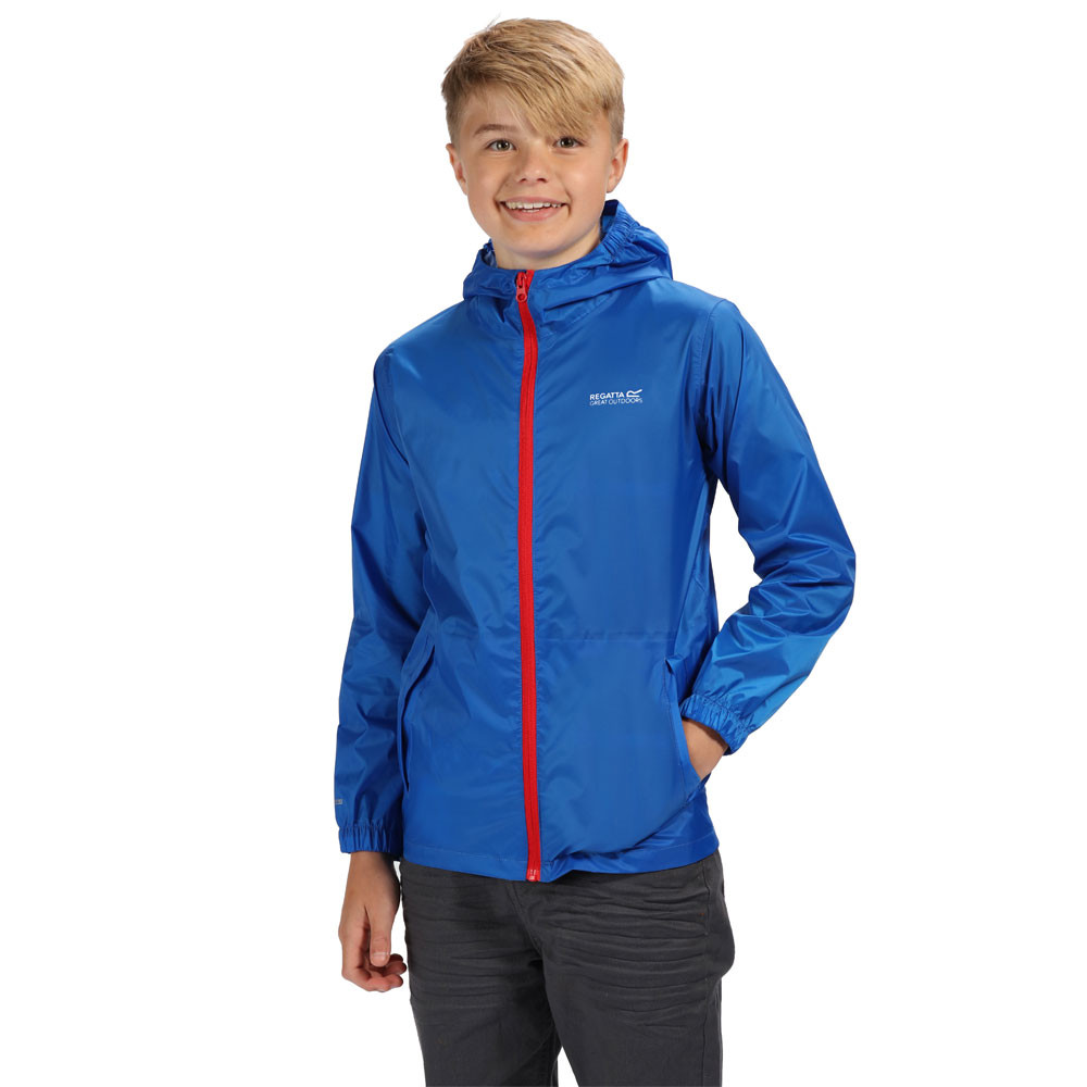 Regatta Pack-It III Waterproof Kids Jacket - AW19