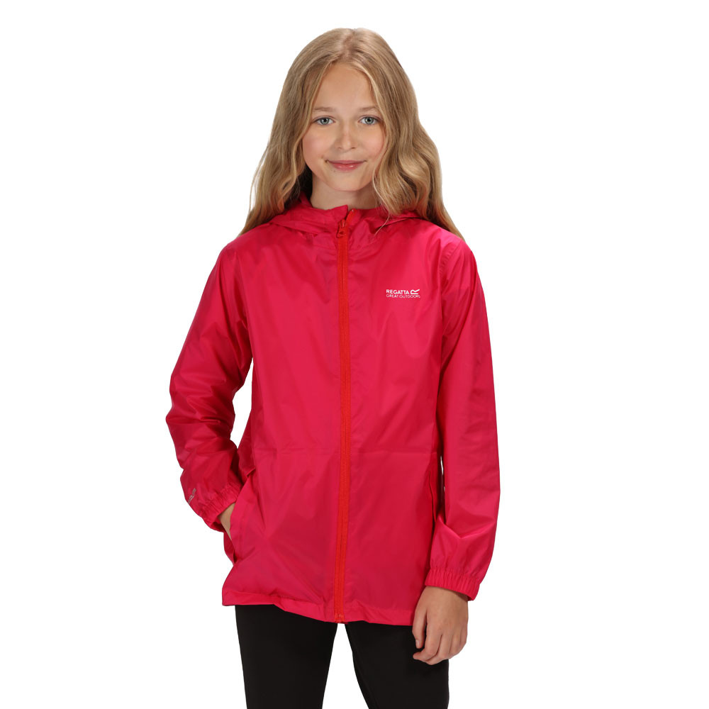 Regatta Pack-It III impermeable Kids chaqueta - AW19