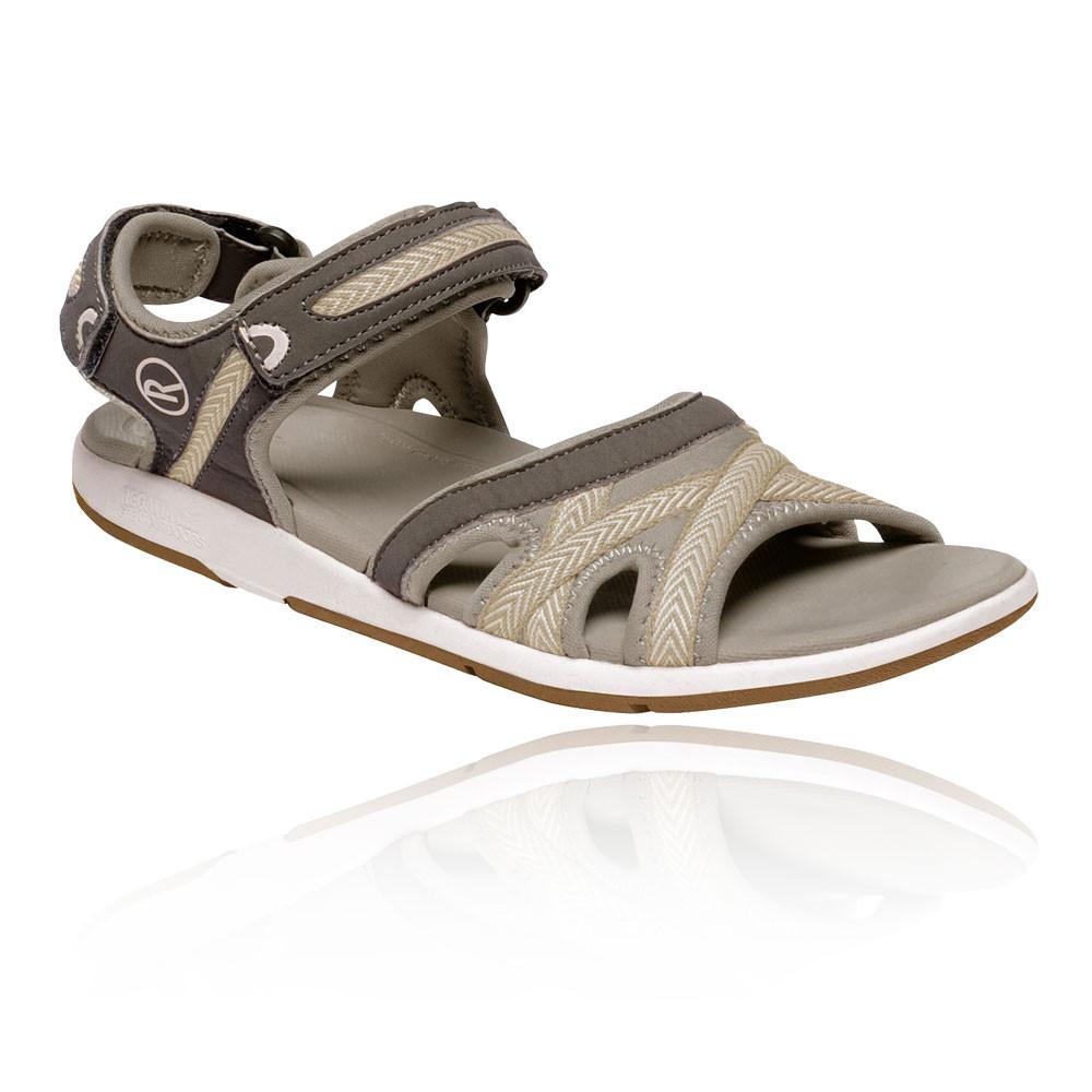 Sand Regatta Marche Sandales Clara Chaussure Sur Sport Beige Santa Femmes Détails Randonnée CreodWxB