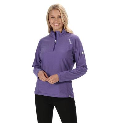 Regatta Montes Half Zip Women's Fleece Top - AW19