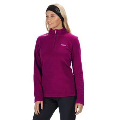 Regatta Sweethart Half Zip Women's Fleece Top - AW19