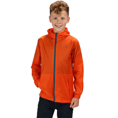 Regatta Pack It III Junior Waterproof Jacket - AW19