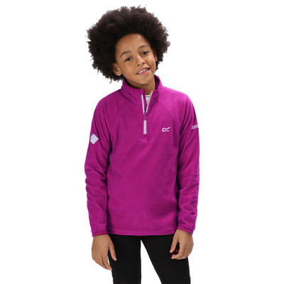 Regatta Loco media cremallera Junior forra polar Top - AW19