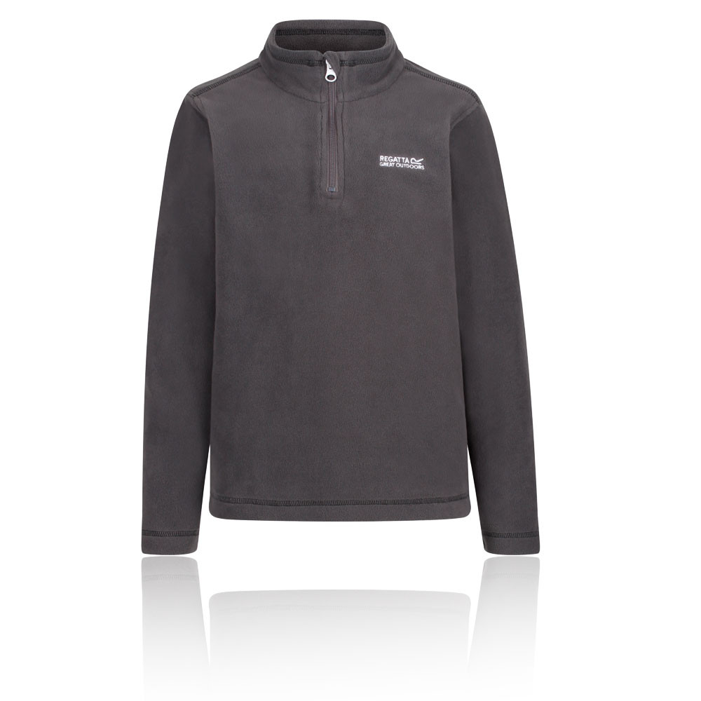 Regatta Hot Shot II Half Zip Junior Fleece Top - SS20