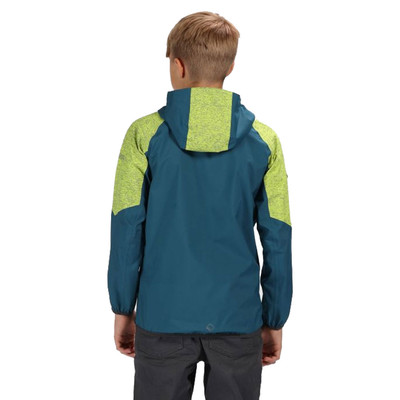 Regatta Deviate II Junior chaqueta impermeable