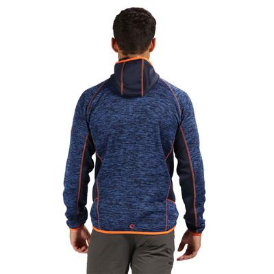Regatta Cartersville V Full Zip Hooded Fleece Jacket