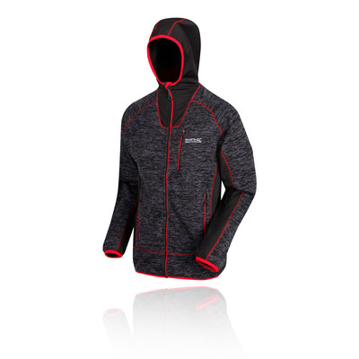 Regatta Cartersville V Full Zip Hooded Fleece Jacket