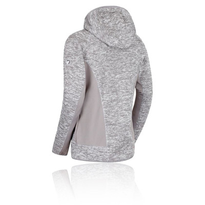 Regatta Willowbrook V Knit Effect para mujer Top con capucha