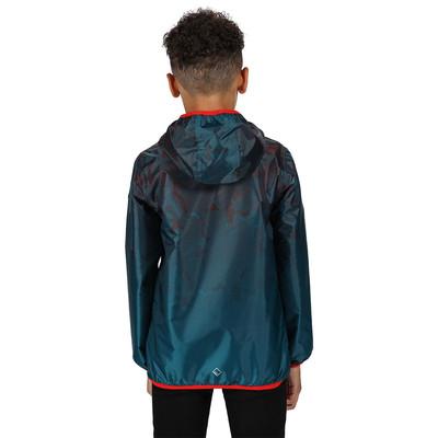 Regatta Printed Lever Junior chaqueta impermeable - SS20