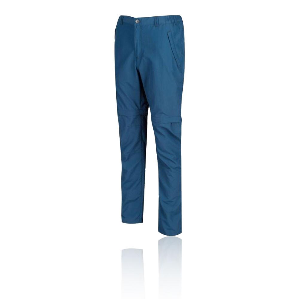 Regatta Leesville Zip-Off Trousers (Short)