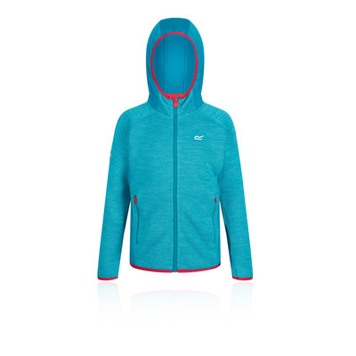Regatta Dissolver II Junior Hooded Fleece Top