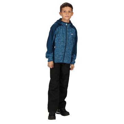 Regatta Dissolver III Full Zip Junior Hooded Fleece Jacket - AW20