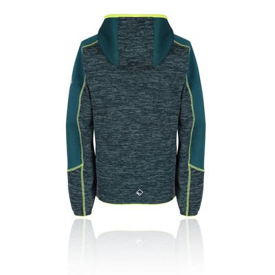 Regatta Dissolver III Full Zip Junior Hooded Fleece Top - AW20