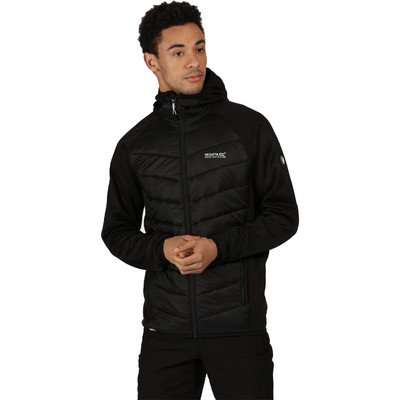 Regatta Andreson V Hybrid Insulated Quilted Hooded marche veste - AW20