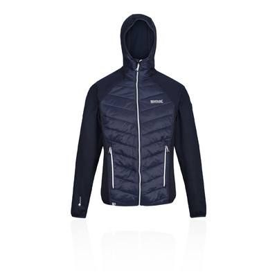 Regatta Andreson V Hybrid Insulated Quilted Hooded Walking Jacket - AW20
