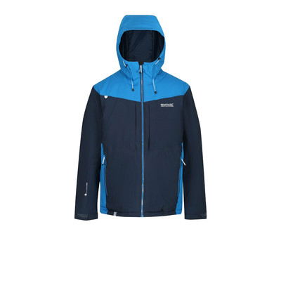 Regatta Highton Stretch Waterproof Insulated Padded Hooded Walking Jacket - AW20
