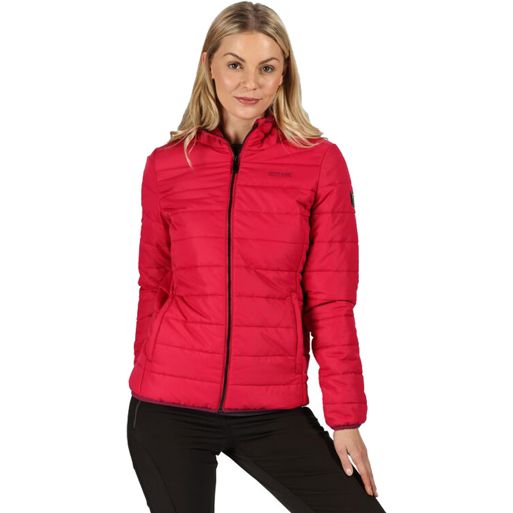 Regatta Helfa Quilted Hooded Women's Walking Jacket - AW20