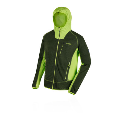 Regatta Cartersville IV Full Zip Hooded Fleece Jacket