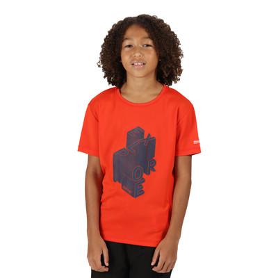 Regata Alvarado V Quick Dry maglietta per bambini-SS21