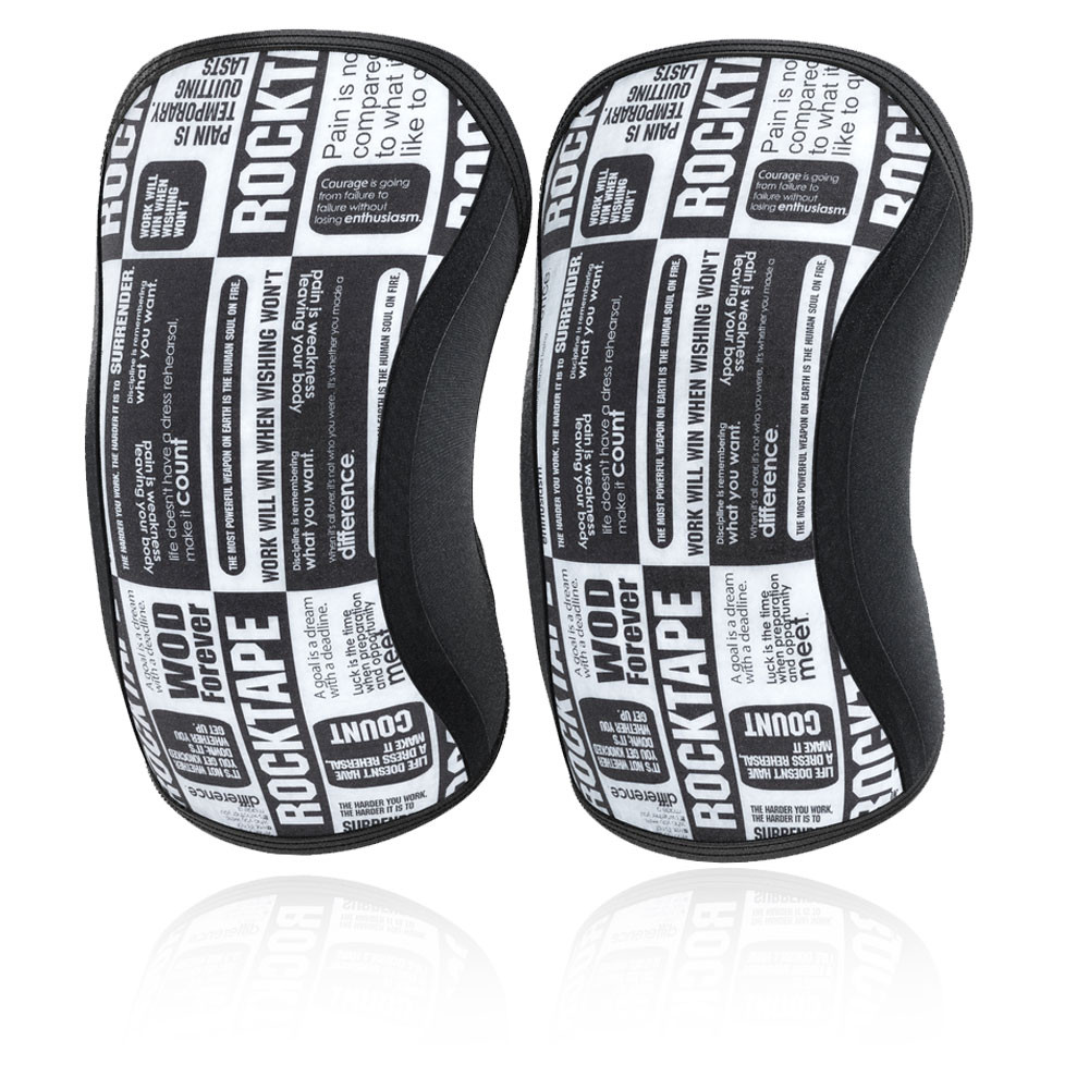 RockTape Assasin Knee Sleeves 7mm - Manifesto - SS19