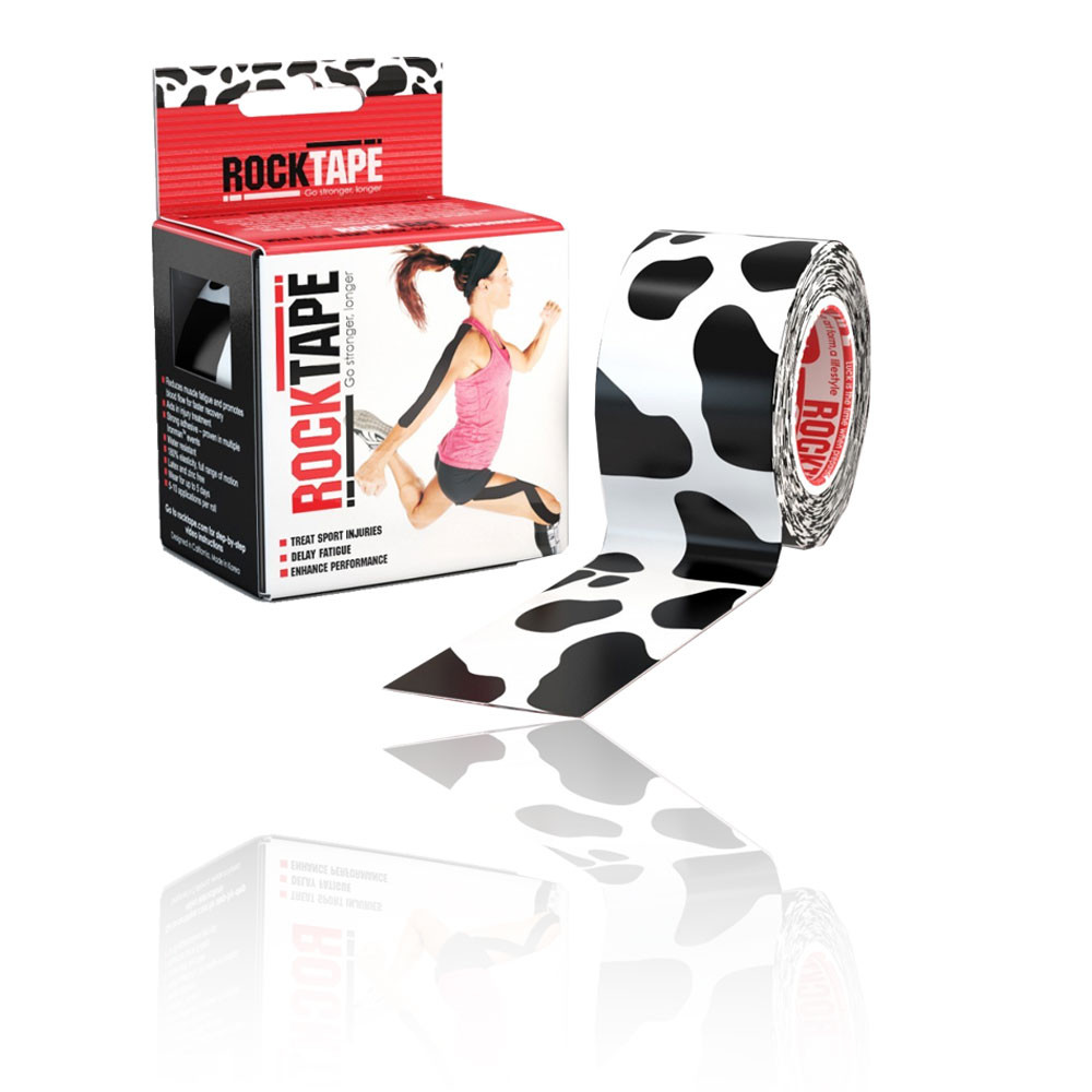Rocktape Cow Print Kinesiology Tape (5CM x 5M) - AW20