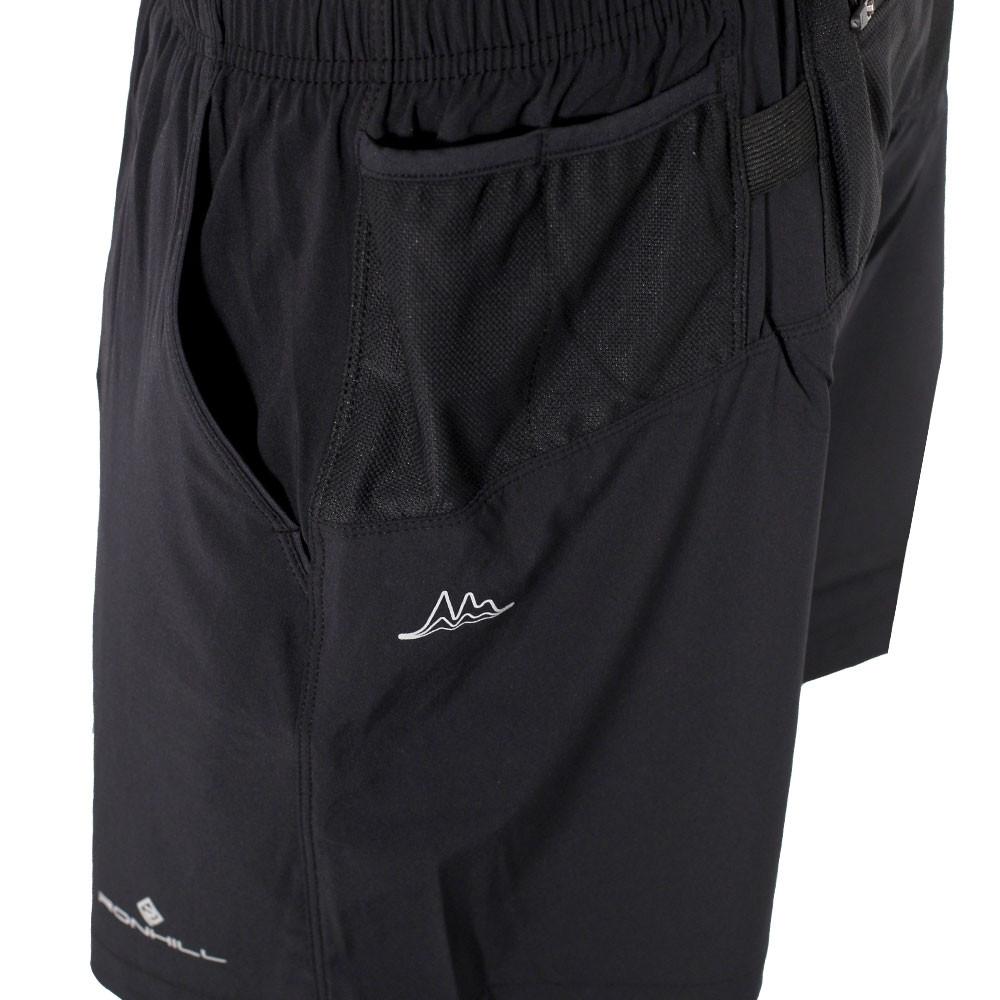 asics trail running shorts