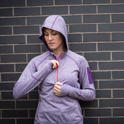 Ronhill Aspiration Victory para mujer running Hoodie