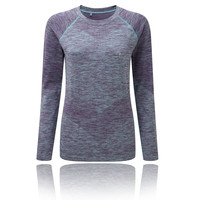 Ronhill Aspiration Women's Space Dye Long Sleeve Running Top