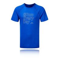 Ronhill Advance Dash de manga corta camiseta de running