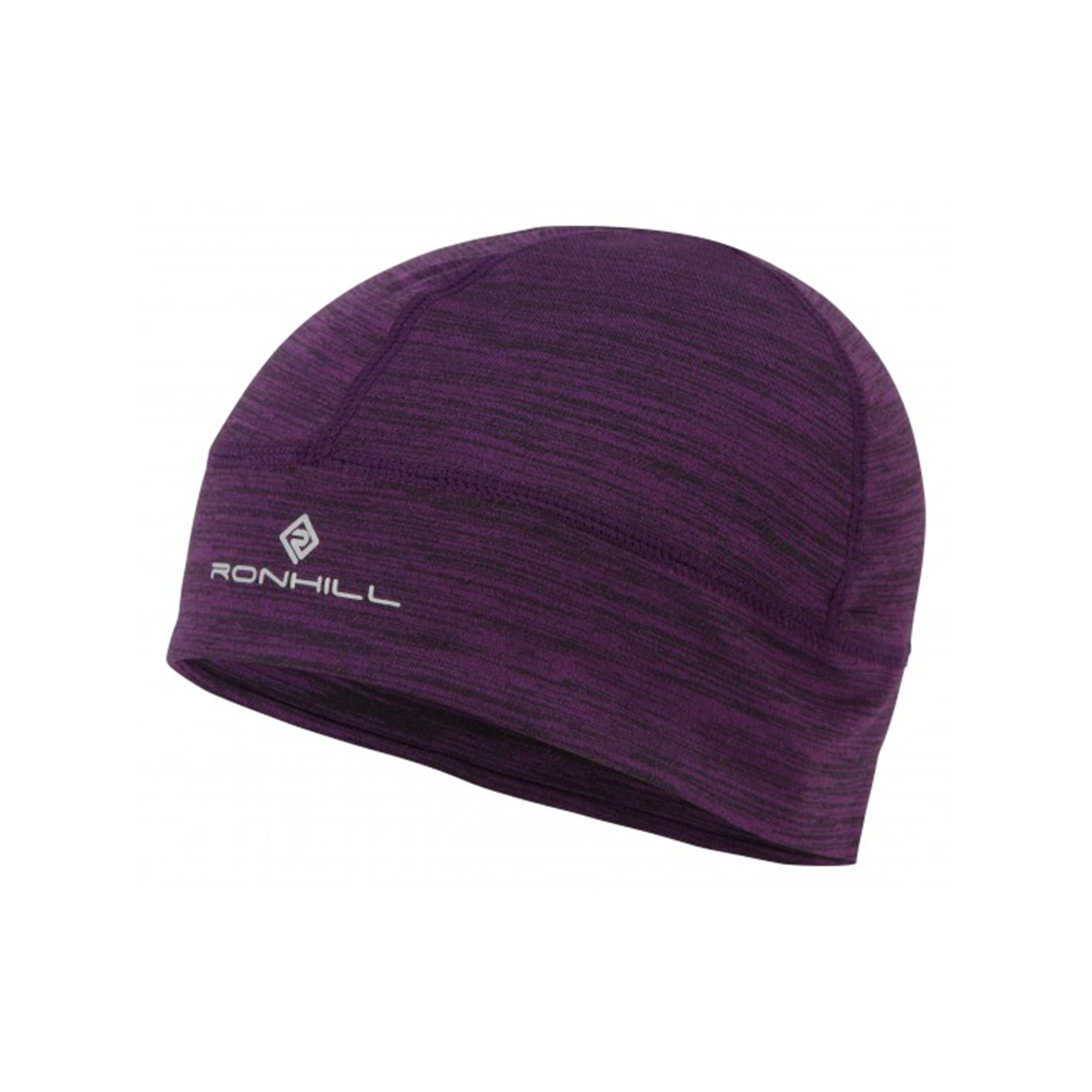 c1293ecd7e636 Details about Ronhill Victory Womens Purple Winter Warm Running Sports Head  Wear Beanie