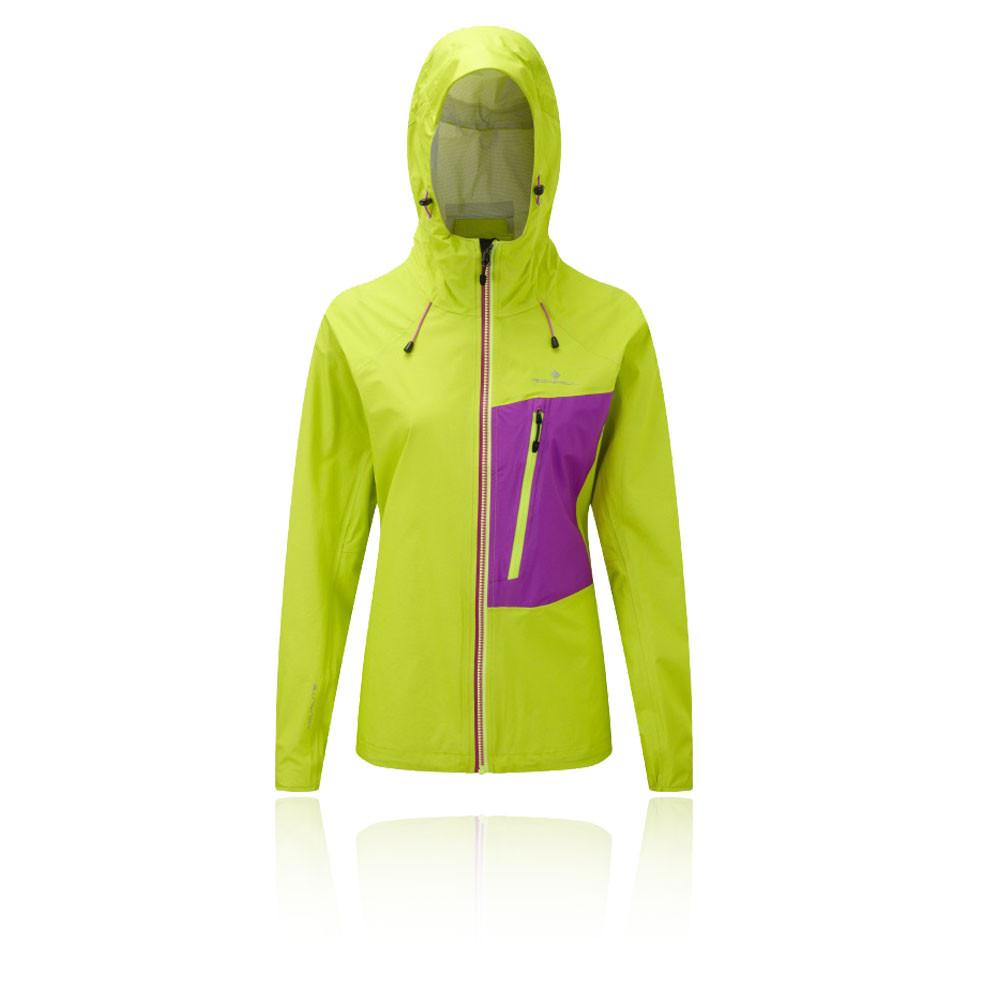 5084013fd Ronhill para mujer Infinity Torrent chaqueta de running ...