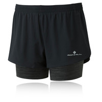 Ronhill Women's Stride Twin Shorts - AW18