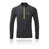Ronhill Stride Thermal 1/2 Zip T-Shirt - AW18