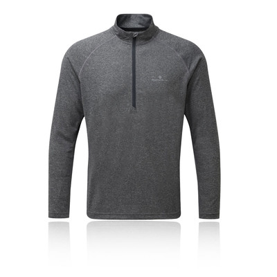 Ronhill Everyday Long Sleeve Zip Top - AW19