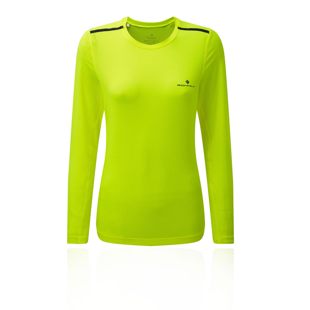 Ronhill Stride Long Sleeved Women's Top