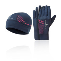 Ronhill Beanie and Glove Set - AW18