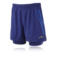 Ronhill Infinity Marathon Twin shorts - SS19
