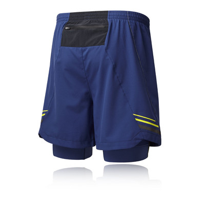 Ronhill Stride Twin 5 Inch Shorts - SS19