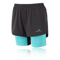 Ronhill Infinity Marathon Women's Twin Shorts - SS19